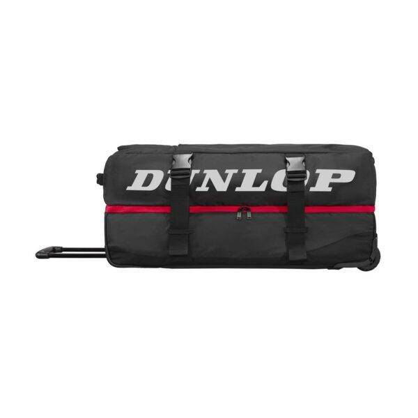 Dunlop- Tennis Tasche CX (Schwarz-Rot)