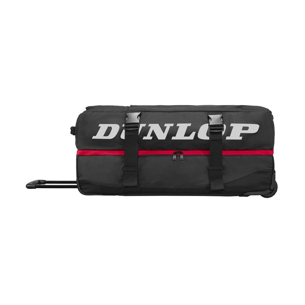 Dunlop- Tennis Tasche CX (Schwarz-Rot) 1