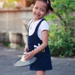 Jugend Badmintonbekleidung