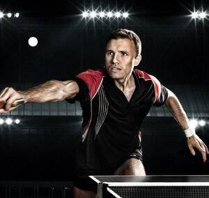 Herren Tischtennis Bekleidung