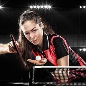 Damen Tischtennis Bekleidung
